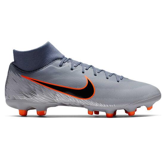 huge discount aaa5b 358da Nike Mercurial Superfly VI Academy Football Boots Blue / Black US Mens 9 /  Womens 10.5