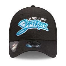 Adelaide Strikers New Era 39THIRTY Training Cap Blue S / M, Blue, rebel_hi-res