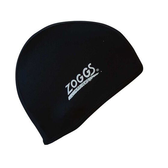 Zoggs Deluxe Stretch Swim Cap, , rebel_hi-res