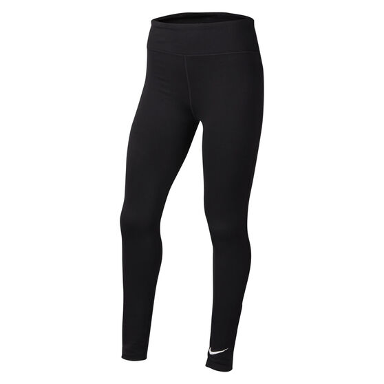 Nike Girls One Tights, Black, rebel_hi-res