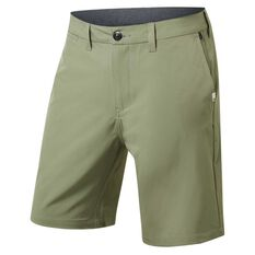 Quiksilver Mens Union Amphibian 20in Shorts Green 30, Green, rebel_hi-res