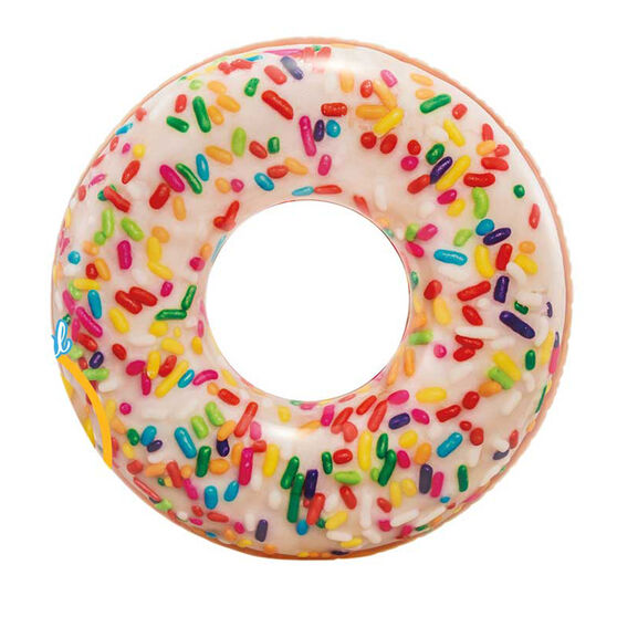 Intex Inflatable Sprinkle Donut Tube, , rebel_hi-res