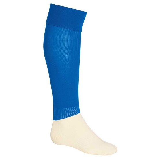 Burley Football Socks, Royal, rebel_hi-res