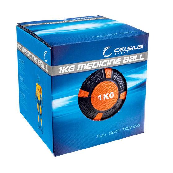 Celsius 1KG Medicine Ball, , rebel_hi-res