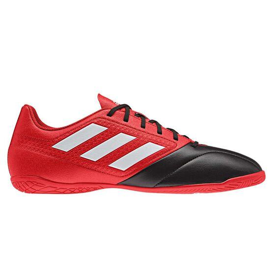 f75493830 adidas ACE 17.4 Mens Indoor Soccer Shoes Red / Black US 11.5 Adult, Red /
