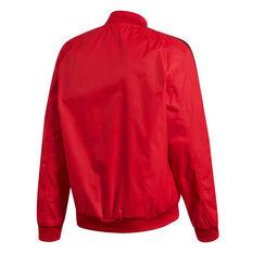 Manchester United 2019/20 Mens Anthem Jacket Red S, Red, rebel_hi-res
