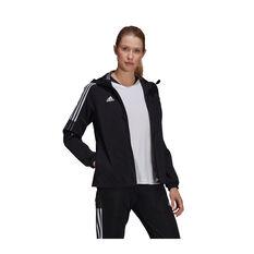 adidas Womens Tiro 21 Windbreaker, Black, rebel_hi-res