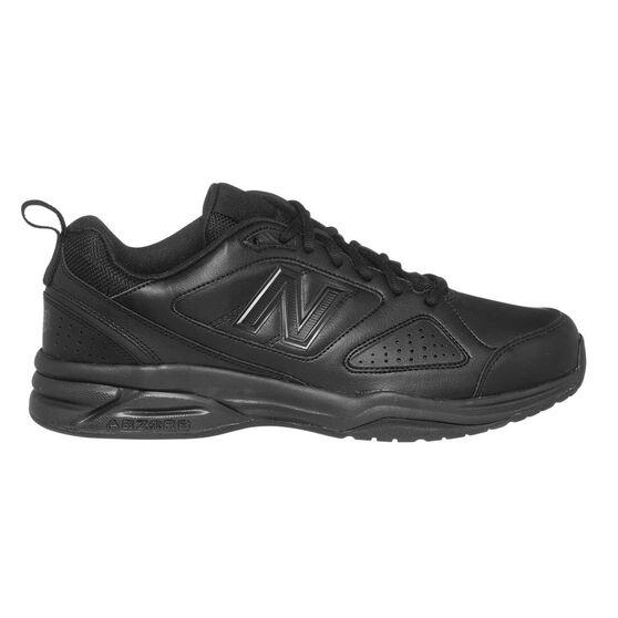 New Balance MX624AB V4 4E Mens Cross Training Shoes, Black, rebel_hi-res