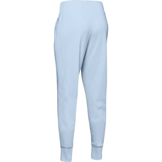Under Armour Girls Rival Pants, Blue / White, rebel_hi-res