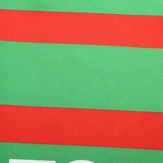 South Sydney Rabbitohs 2020 Kids Home Jersey, Green / Red, rebel_hi-res