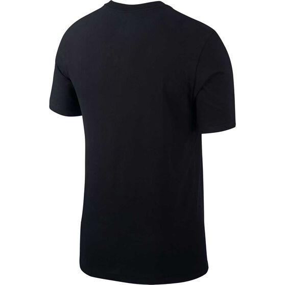Nike Mens Dri-FIT Lebron James Tee, Black, rebel_hi-res