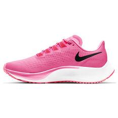 Nike Air Zoom Pegasus 37 Womens Running Shoes Pink/Black US 6, Pink/Black, rebel_hi-res