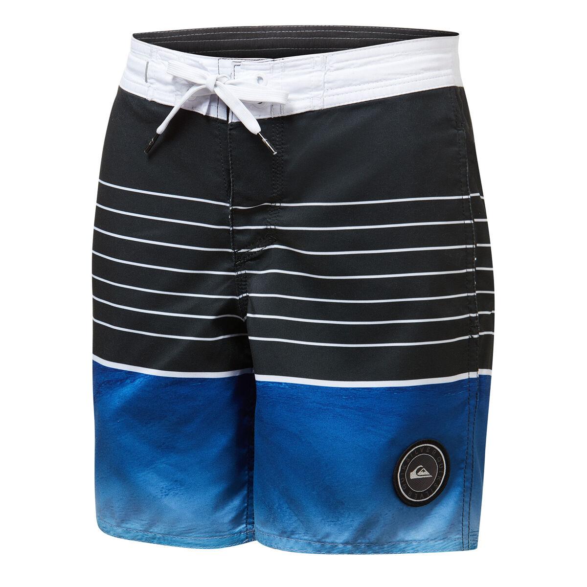 Quiksilver Boys Swell Vision Beachshort 12 Boardshort Swim Trunk