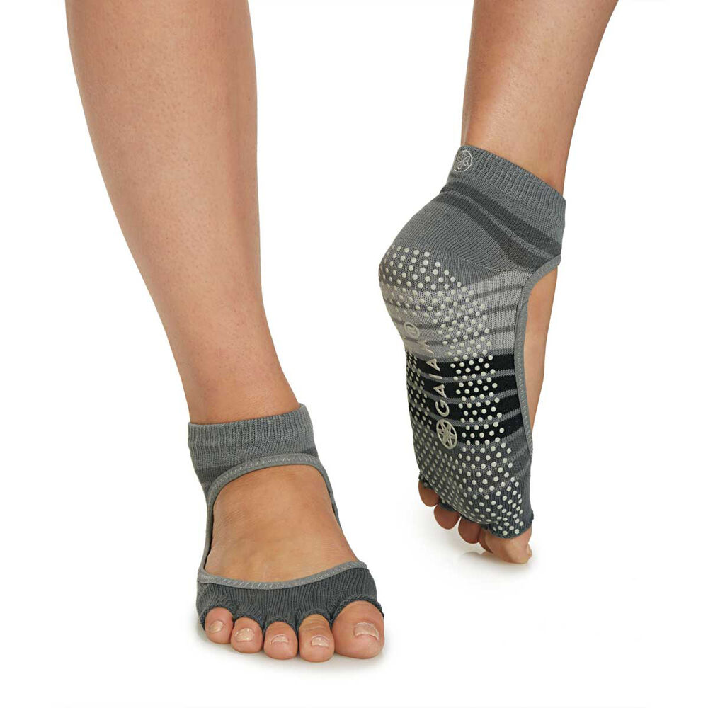 Patético comerciante Recuerdo  Gaiam Mary Jane Yoga Socks   Rebel Sport