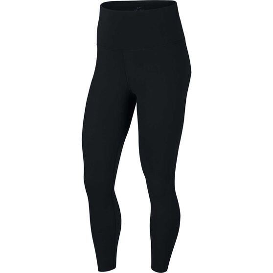 Nike Womens Yoga Luxe Tights, Black, rebel_hi-res