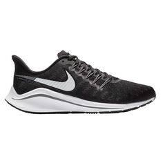 Nike Air Zoom Vomero 14 Mens Running Shoes Black / White US 7, Black / White, rebel_hi-res