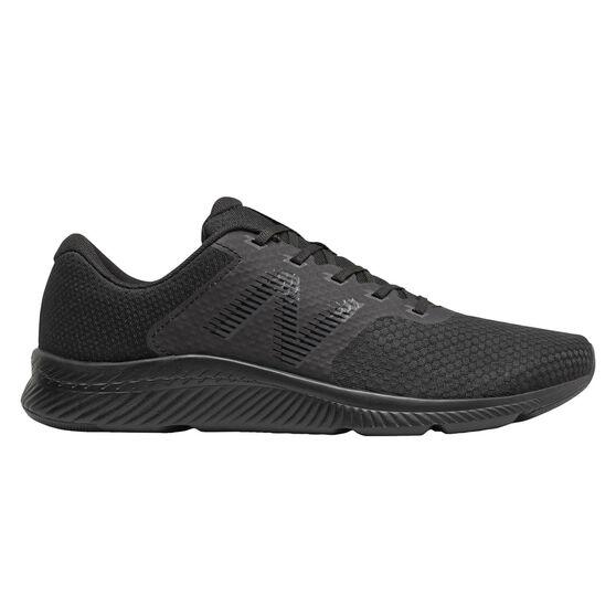 New Balance 413 2E Mens Running Shoes, Black, rebel_hi-res