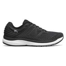 New Balance 860v10 2E Mens Running Shoes Black US 7, Black, rebel_hi-res