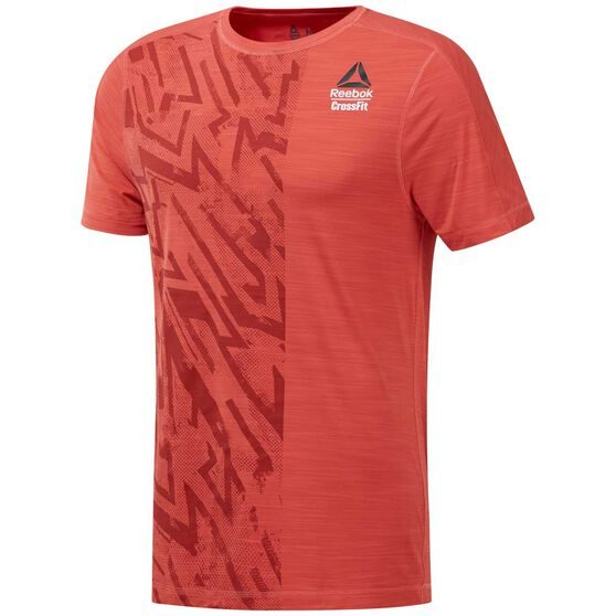 Reebok Mens Activchill Crossfit Games Tee, , rebel_hi-res