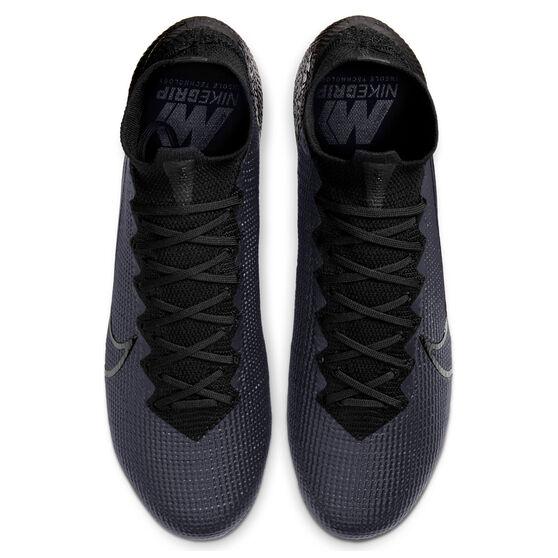 Nike Mercurial Superfly VII Elite Football Boots, Black, rebel_hi-res