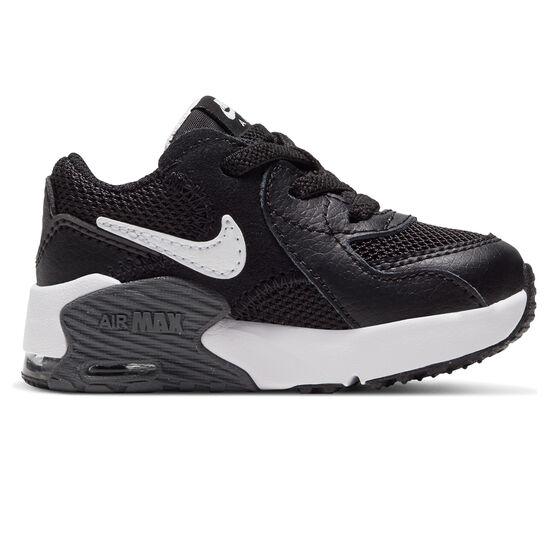 Nike Air Max Excee Toddlers Shoes, Black/White, rebel_hi-res