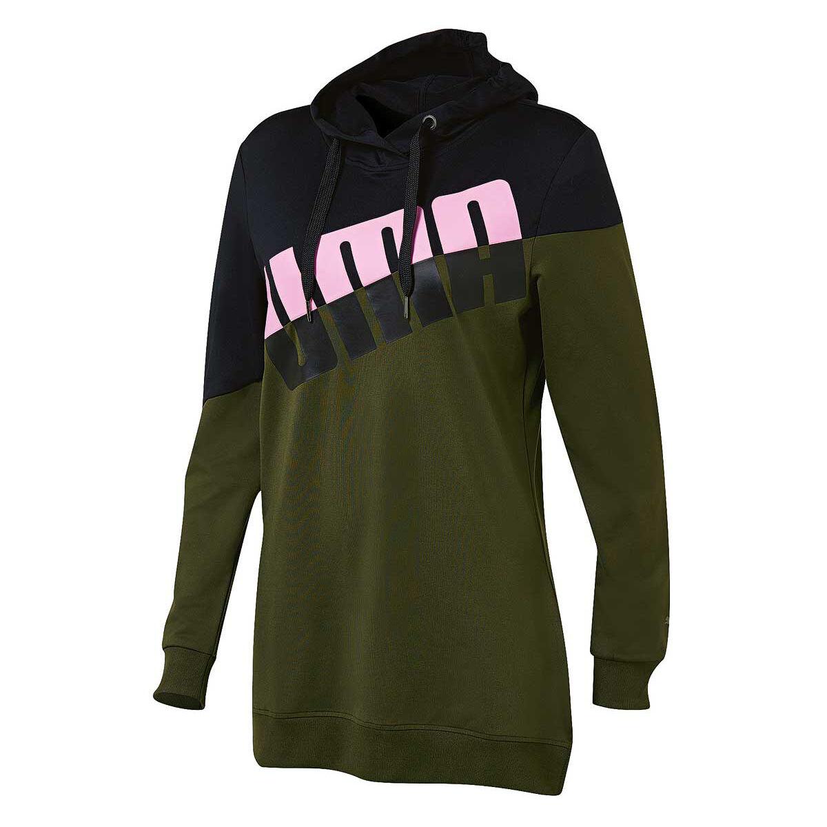 Puma Womens A.C.E. Blocked Hoodie | Rebel Sport  for cheap