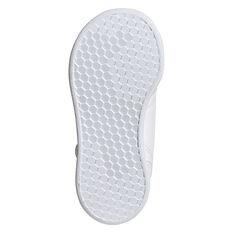 adidas Roguera Toddlers Shoes, White/Pink, rebel_hi-res