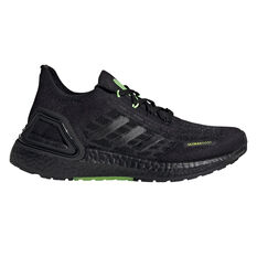 adidas Ultraboost S.RDY Kids Running Shoes Black/Yellow US 4, Black/Yellow, rebel_hi-res