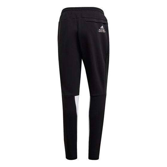 adidas Mens Z.N.E Track Pants, Black, rebel_hi-res