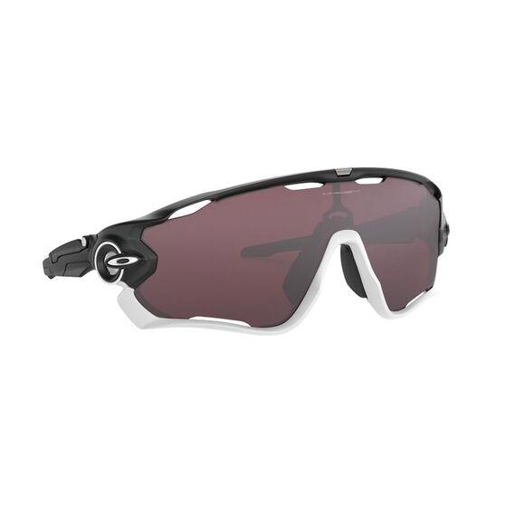 OAKLEY Jawbreaker Sunglasses - Matte Black with PRIZM Road Black, , rebel_hi-res