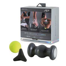 PTP Triflex Massage Ball and Foot Roller Combo, , rebel_hi-res
