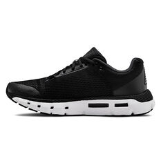 Under Armour HOVR Infinite Mens Running Shoes Black / White US 7, Black / White, rebel_hi-res
