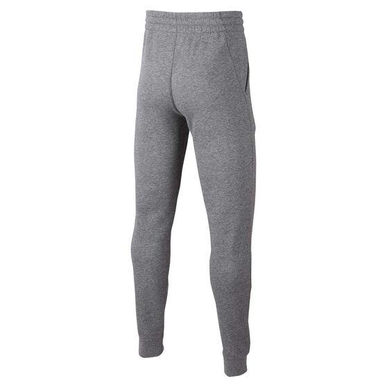 Nike Boys Club Jogger Pants, Grey / White, rebel_hi-res