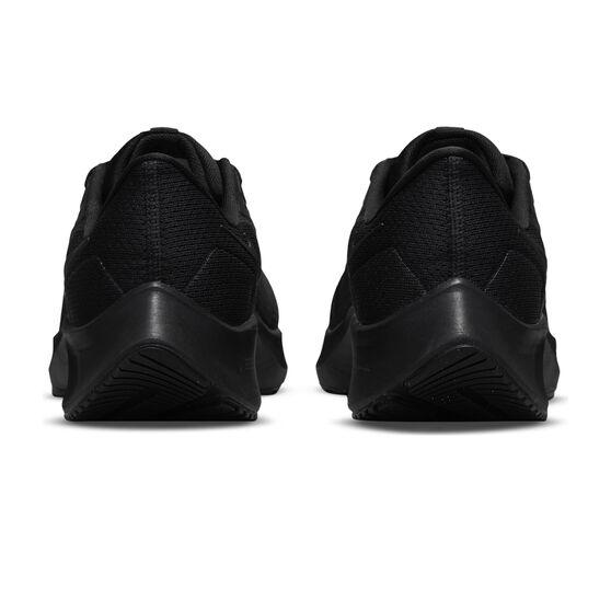 Nike Air Zoom Pegasus 38 Mens Running Shoes, Black, rebel_hi-res