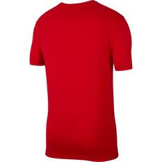 Nike Sportswear Mens Club Tee, Red, rebel_hi-res