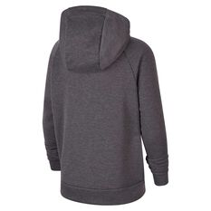Nike Dri-FIT Boys Full Zip Graphic Training Hoodie Grey / Black XS, Grey / Black, rebel_hi-res