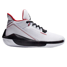 Nike Air Jordan 2x3 Mens Basketball Shoes White / Black US 8, White / Black, rebel_hi-res