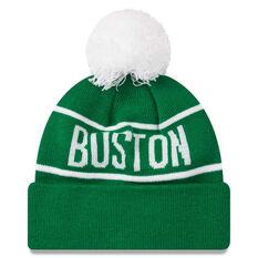 timeless design 7791b 4a1c8 ... Boston Celtics 2019 New Era Knits On Fire Beanie, , rebel hi-res