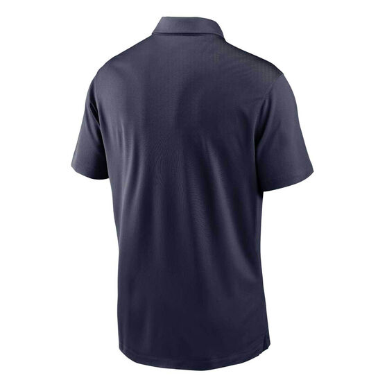 New England Patriots 2020 Mens Logo Essential Polo, Navy, rebel_hi-res