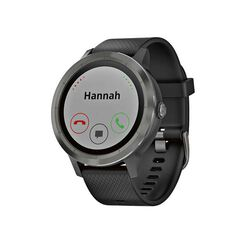 Garmin Vivoactive 3 Watch Gunmetal, , rebel_hi-res