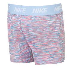 Nike Girls Dri-FIT Sport Essential Trophy Shorts Multi 4, , rebel_hi-res