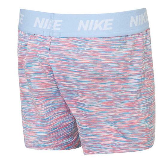 Nike Girls Dri-FIT Sport Essential Trophy Shorts Multi 6, , rebel_hi-res