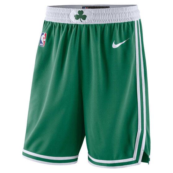 Nike Boston Celtics Mens Swingman Shorts, , rebel_hi-res