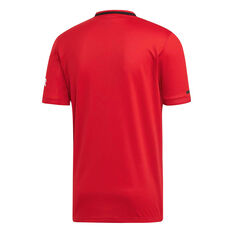 b53c3a531d6 ... Manchester United 2019 20 Mens Home Jersey Red S