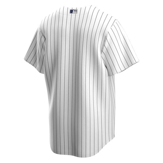 New York Yankees 2020 Mens Home Jersey White XL, White, rebel_hi-res
