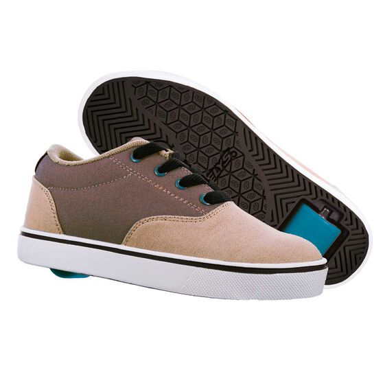 Heelys Launch Boys Shoes, Blue / Grey, rebel_hi-res