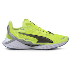 Puma x First Mile Ultraride Xtreme Mens Running Shoes Yellow/White US 7, Yellow/White, rebel_hi-res