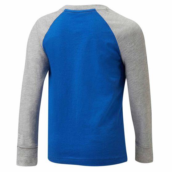 Nike Air Boys LS Raglan Tee, Royal Blue / Grey, rebel_hi-res