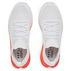 Under Armour Flow Velociti SE Mens Running Shoes, White, rebel_hi-res