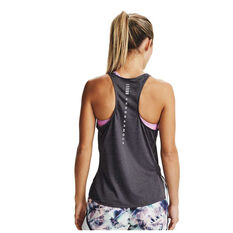 Under Armour Womens Speed Stride Tank Purple XS, Purple, rebel_hi-res